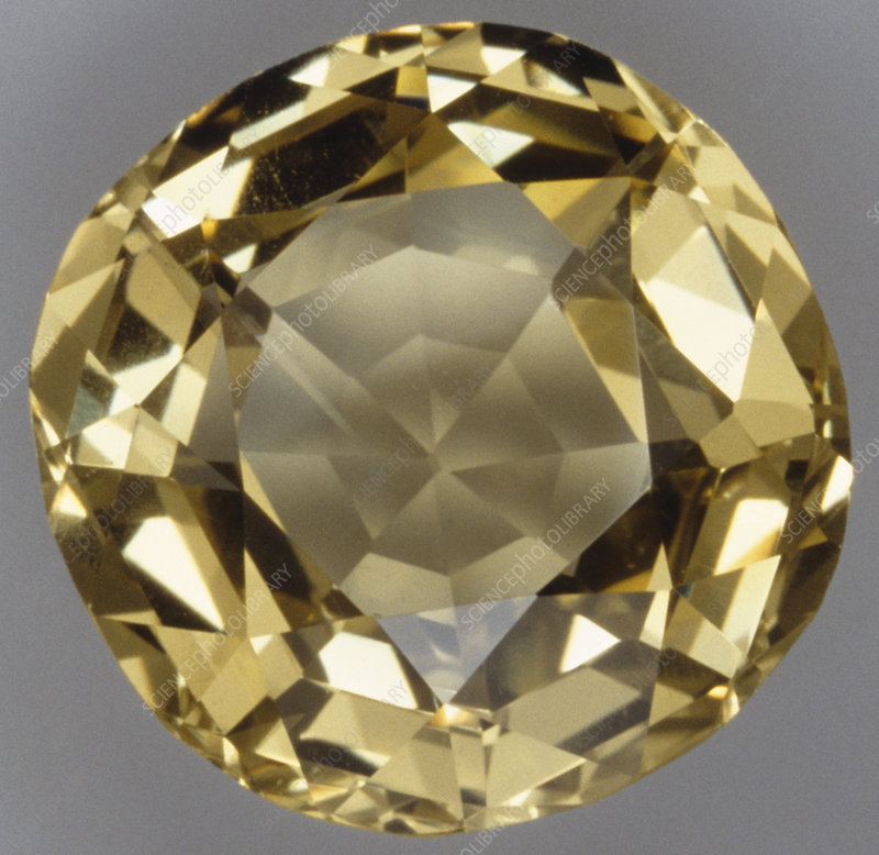 Cushion Mixed-cut Yellow Sapphire