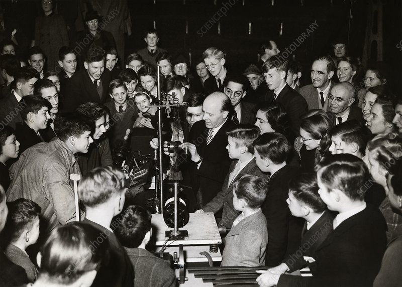 Royal Institution Christmas Lecture, 1943