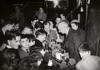 Royal Institution Christmas Lecture, 1948