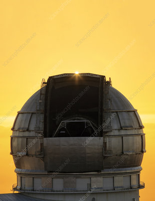 Gran Telescopio Canarias, Canary Islands