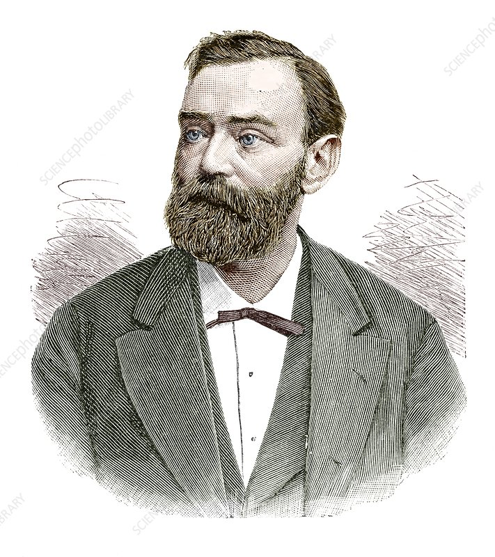 Alfred Nobel, Swedish chemist