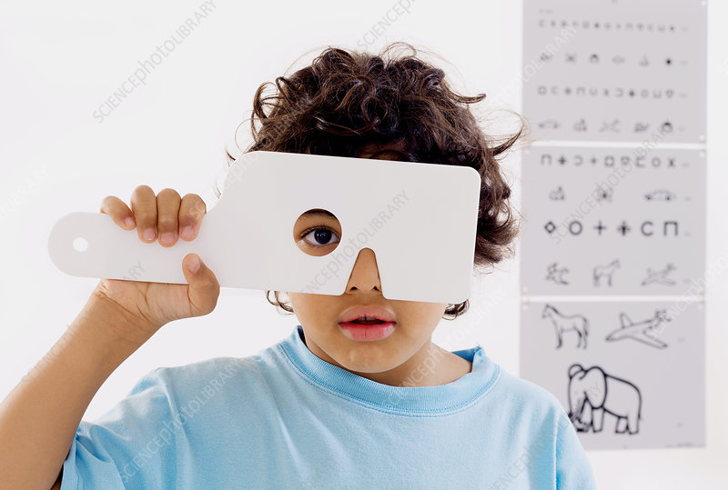 Ophthalmology, Child