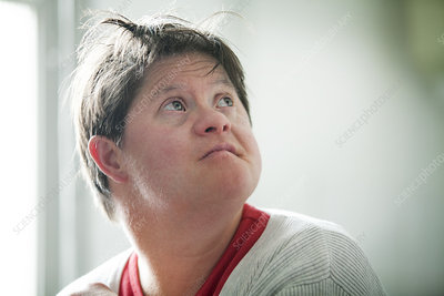 Adult, Down's Syndrome