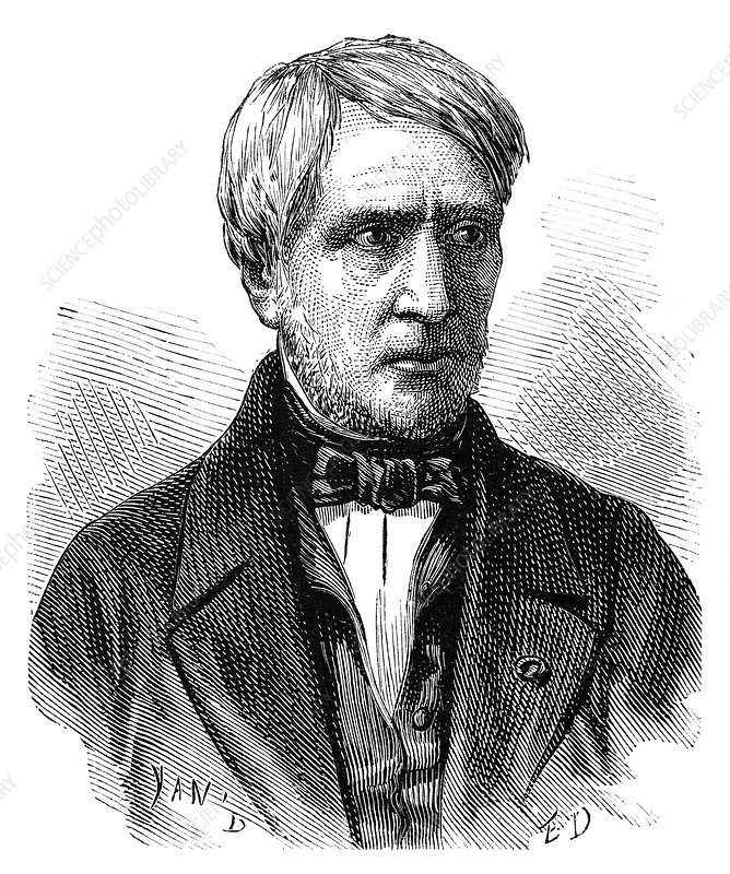 Antoine Becquerel, French physicist