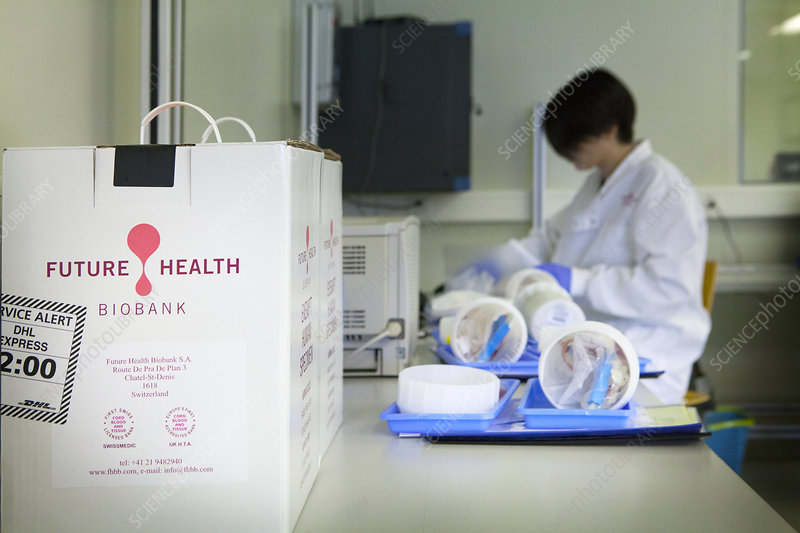 Stem Cell Biobank