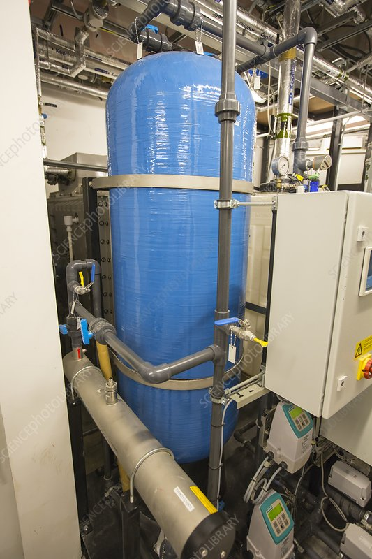The grey water recycling system