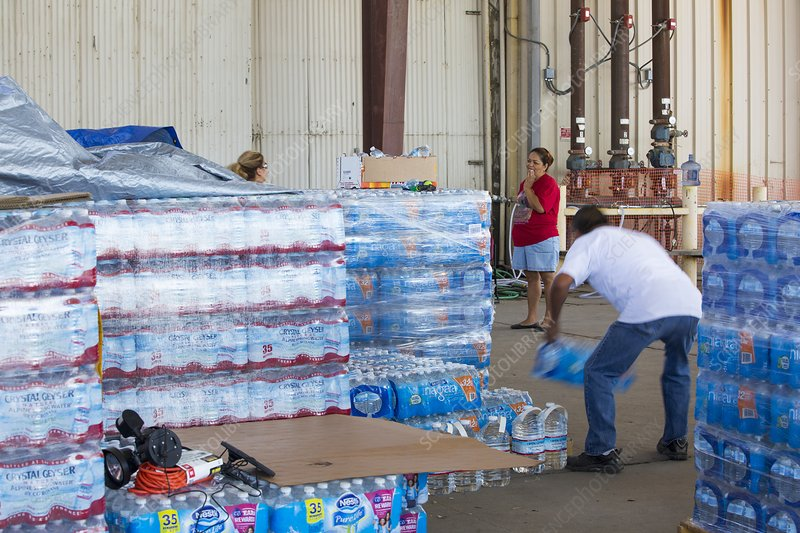 A water charity in Porterville
