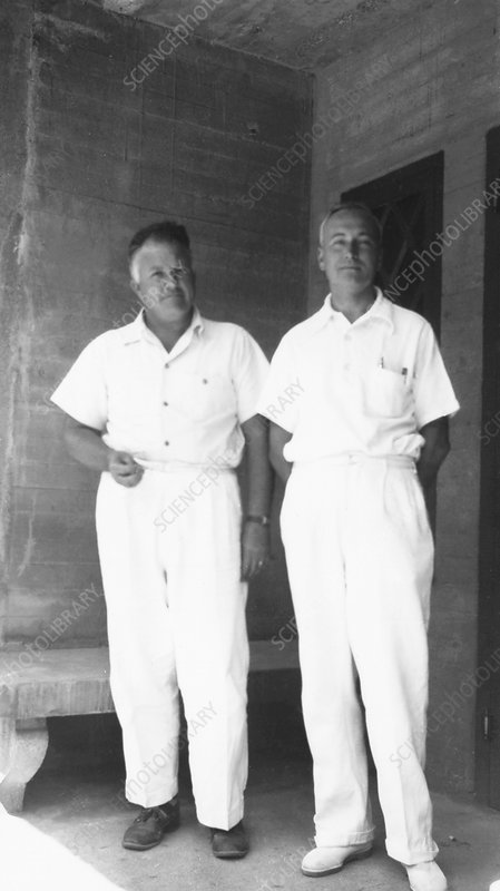 Anderson and Kaufmann, American biologists