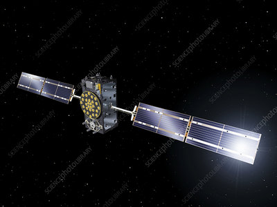 Inmarsat communication satellite