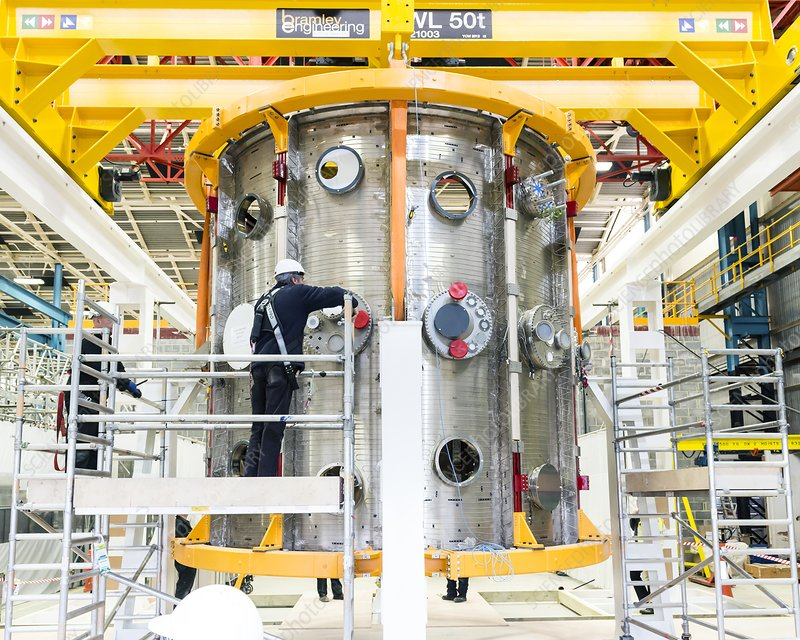 Culham Centre for Fusion Energy, UK