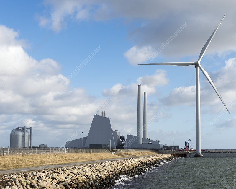 Avedore Power Station, Denmark