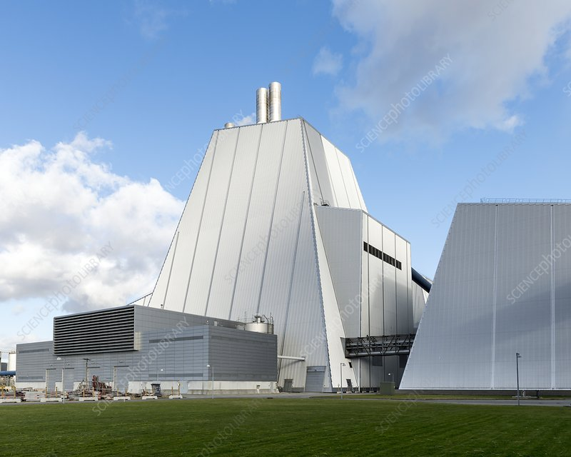 Avedore Power Station, Denmark