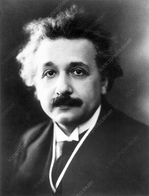 Albert Einstein, Swiss-German physicist