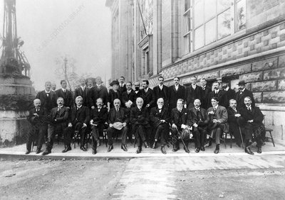 Second Solvay Congress, 1913
