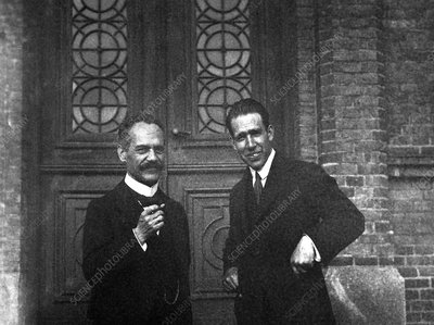 Arnold Sommerfeld and Niels Bohr