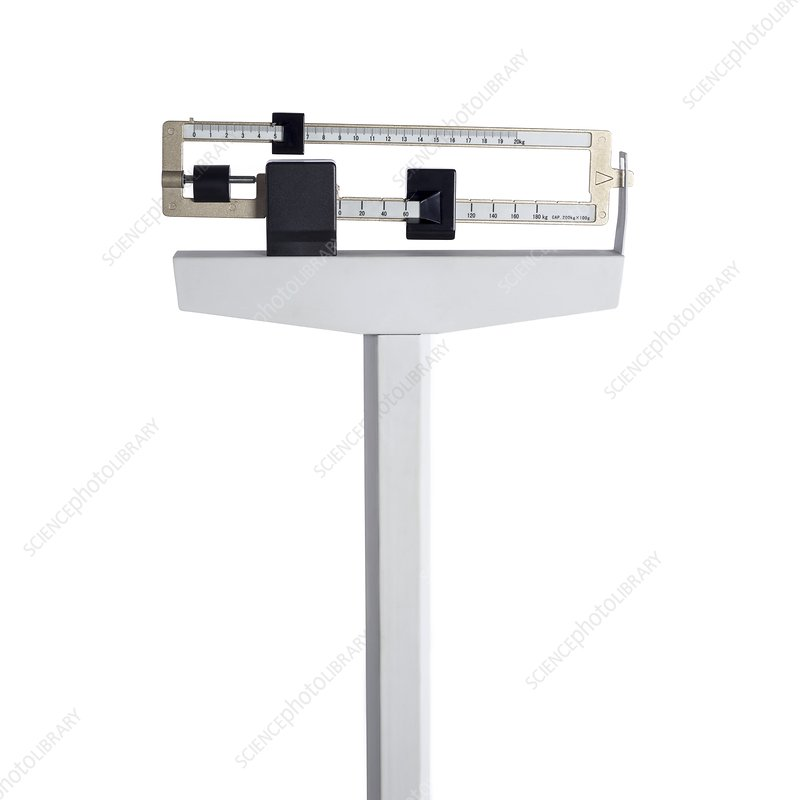 Medical column scales