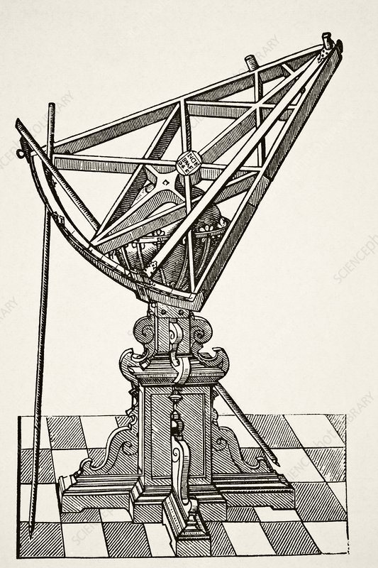 Astronomical Sextant