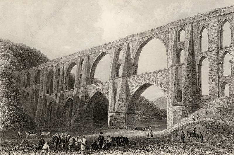Aqueduct Of The Emperor Valens