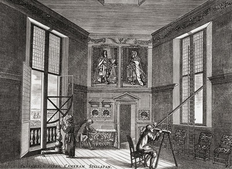 The Old Observing Room, Greenwich