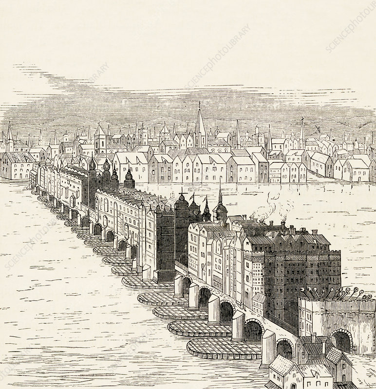 Old London Bridge, London