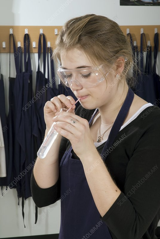 Respiration experiment