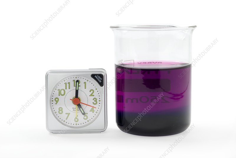 experiment on diffusion potassium permanganate and Each experiment can be set up in the middle of a separate table: diffusion in solids – get a shallow dish of colourless gelatin, and place a single large crystal of potassium manganate(vii) in the centre time how long it takes to see evidence of diffusion diffusion in liquids – get a beaker of cold water that has been allowed to.