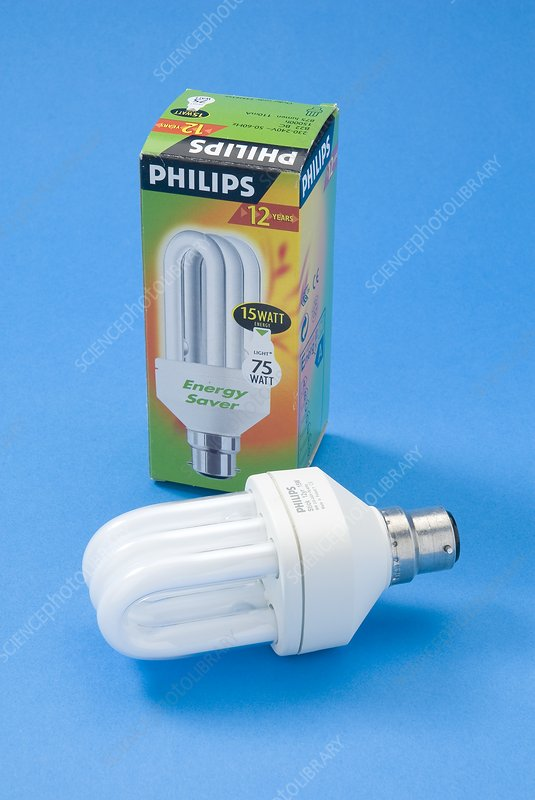 Energy-saving bulb