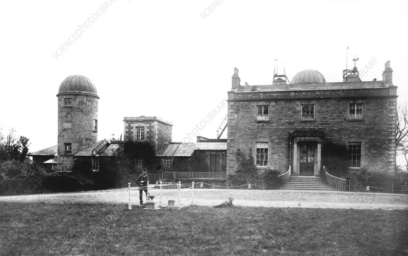 Armagh Observatory, 1883
