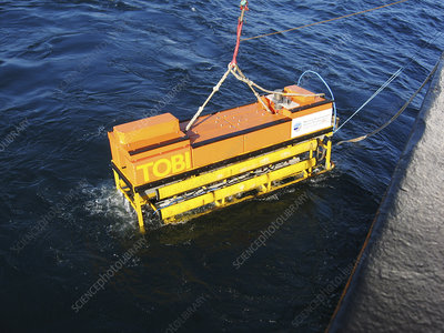 Seafloor mapping instrument