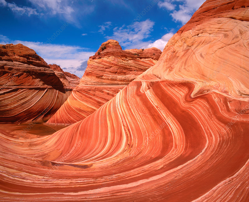 Sandstone patterns