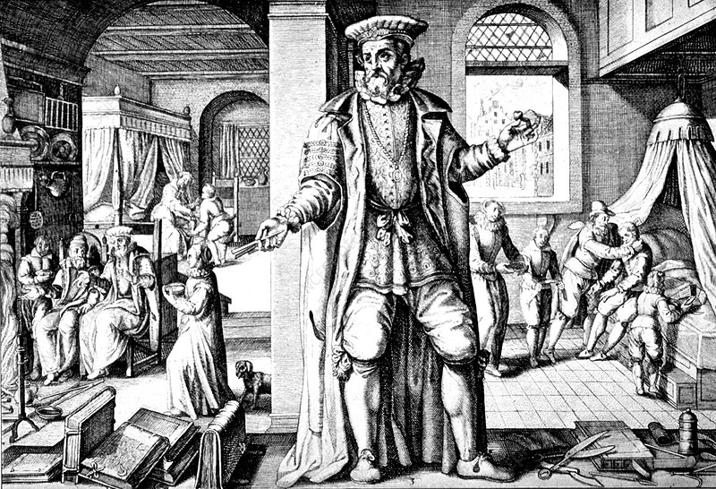 Physician As Man, 17th Century