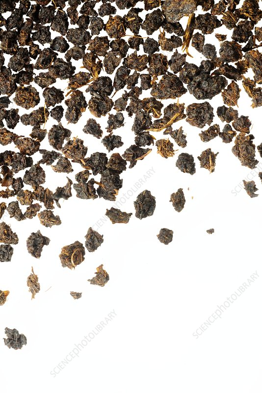 Loose blended tea leaves