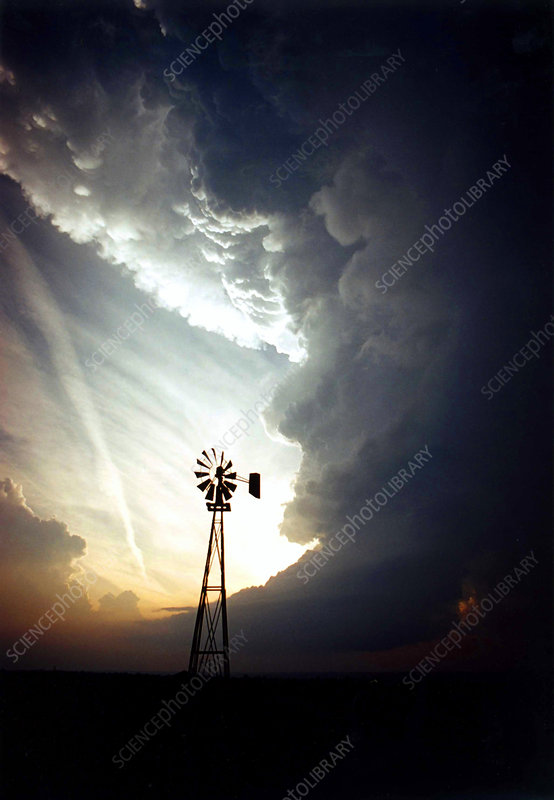 Windmill, Supercell Formation