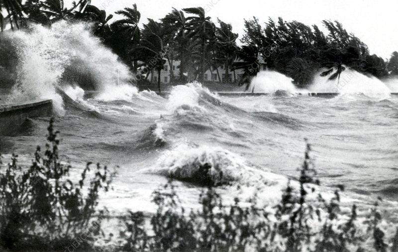 Hurricane Waves