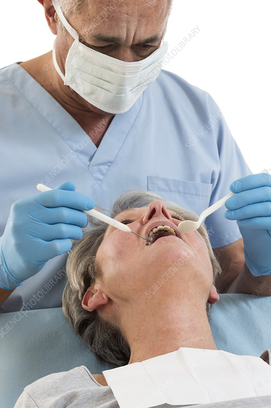 Dental care for senior