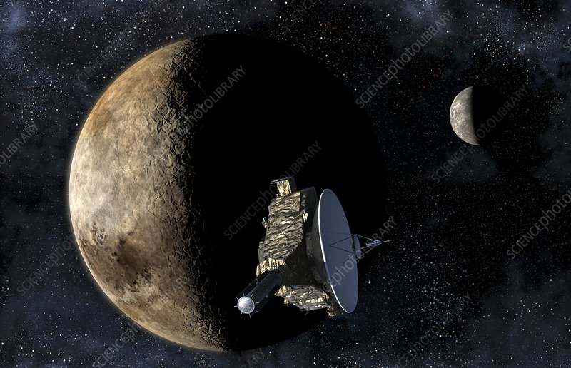 New Horizons Closest Approach to Pluto
