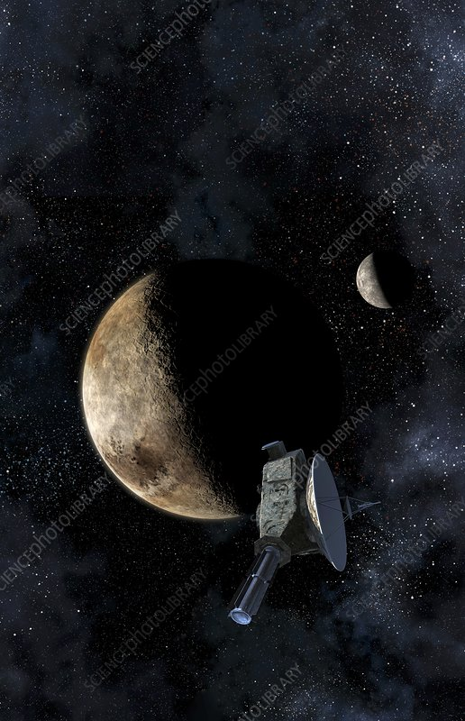 New Horizons at Closest Approach to Pluto