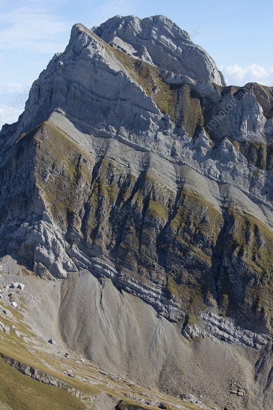 Altmann and mesozoic sediments