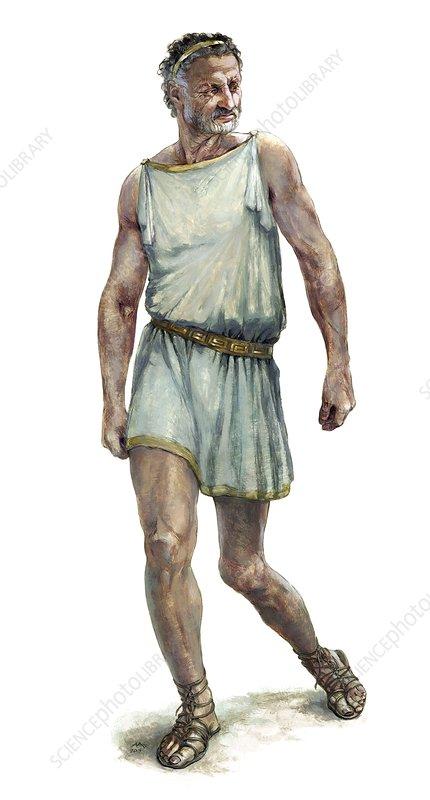 King Philip II of Macedon, illustration