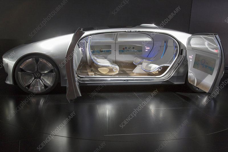 Mercedes benz f015 autonomous car stock image c025 8242 for Mercedes benz f 015 price