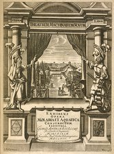 Theatrum Machinarum Novum, frontispiece