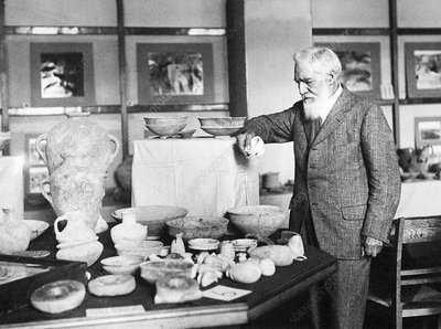 Flinders Petrie, British Egyptologist