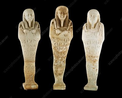Ancient Egyptian funerary figurines