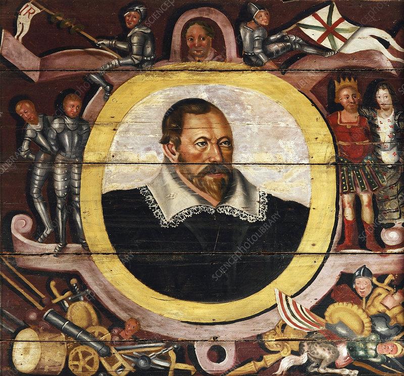 Sir Thomas Bodley, c. 1618