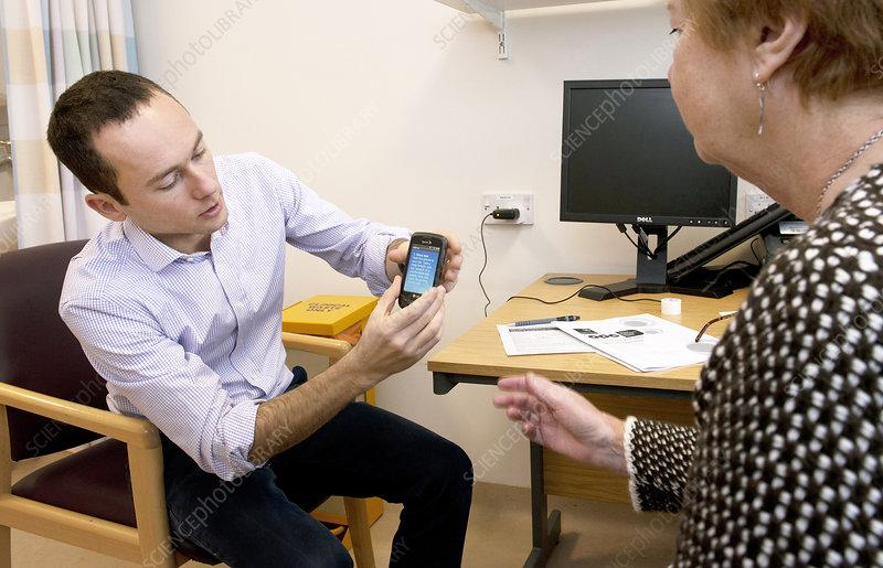 Parkinson's disease research