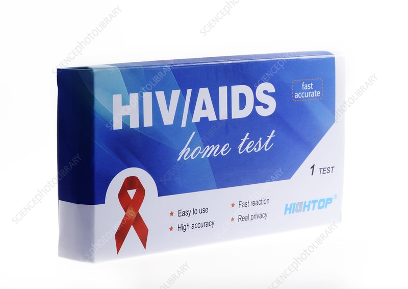 Home HIV test