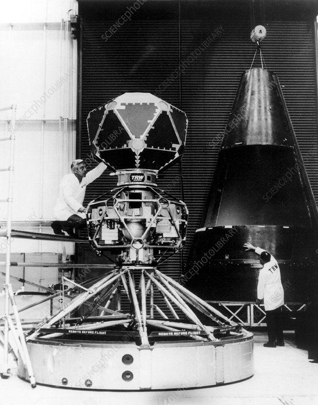 Vela Nuclear Detection Satellite