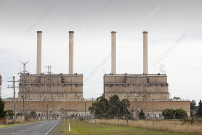 The Hazelwood coal fired power station