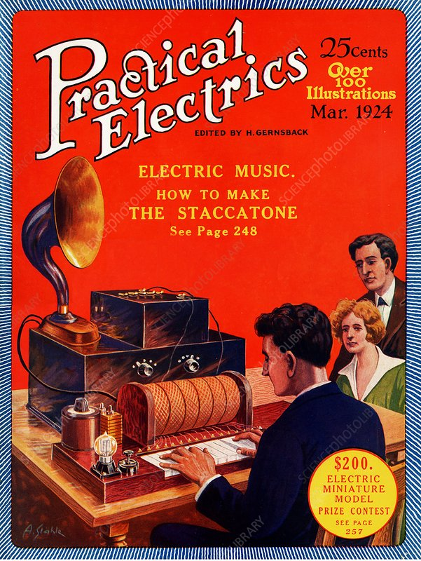 Practical electrics front cover