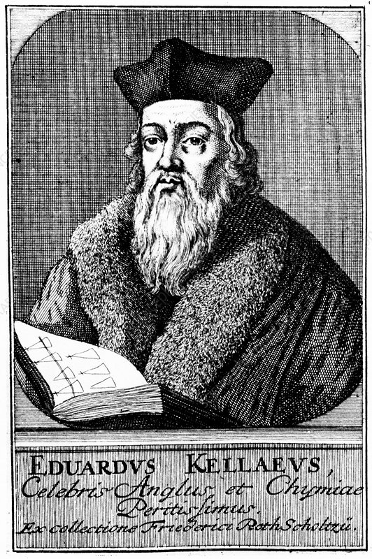 Edward Kelley, English astrologer